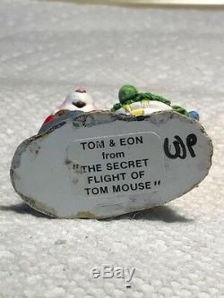Wee Forest Folk Tom & Eon, retired