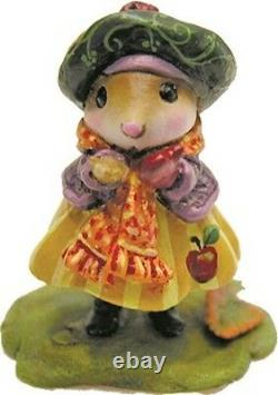 Wee Forest Folk WAG-04b Preparing for Winter Apple Event Special (Retired)
