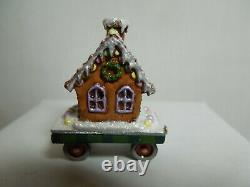 Wee Forest Folk Wonderland Express Train-3 Cars (2 Retired)