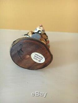 Wee Forest Folks Mouse Chief Nip-a-way. Not Geronimous. Retired and rare