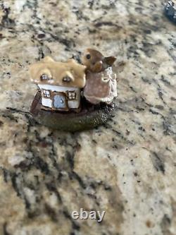 Wee forest folk Mouseys Dollhouse 1983 Retired